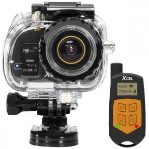 Kamera Sportowa Xcel HD2 Sport Czarna