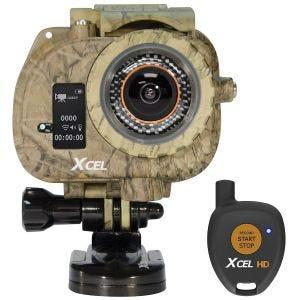 Kamera Sportowa Xcel HD Hunt Carbon