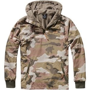 Kurtka Brandit Luke Windbreaker Light Woodland