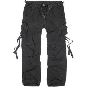 Spodnie Brandit M-65 Vintage Czarne