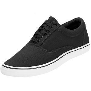 Trampki Brandit Bayside Sneaker Czarno-Białe