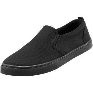 Trampki Wsuwane Brandit Southampton Slip-On Sneaker Czarne