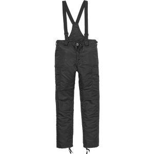 Spodnie Termiczne Brandit Next Gen Czarne