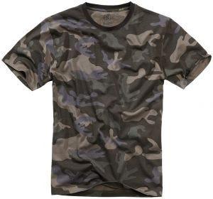 Koszulka T-Shirt Brandit Dark Camo