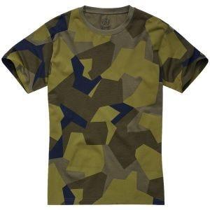 Koszulka T-shirt Brandit Swedish Camo M90