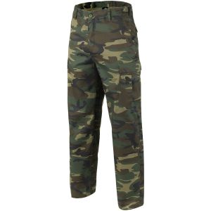 Spodnie Brandit US Ranger Woodland