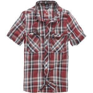 Koszula Brandit Roadstar Czerwona