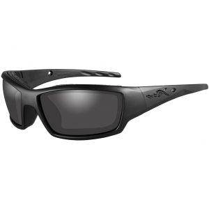 Okulary Taktyczne Wiley X WX Tide - Smoke - Czarne