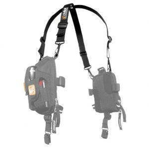 Szelki Taktyczne Civilian Covert LT Basic Harness Czarne