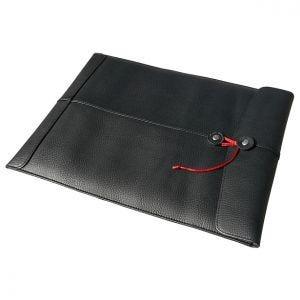 """Etui Skórzane Civilian Manila-13 MacBook 13"""" Czarne"""