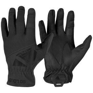 Rękawice Taktyczne Direct Action Light Gloves Leather Czarne