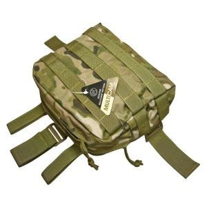 Kieszeń Udowa Flyye Drop Leg Accessories MOLLE MultiCam