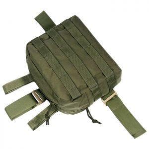 Kieszeń Udowa Flyye Drop Leg Accessories MOLLE Ranger Green