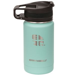 Butelka Earthwell Roaster Loop Vacuum 355ml Aqua Blue