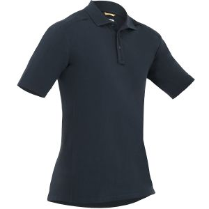 Koszula Męska First Tactical Cotton Polo z Kieszenią na Długopis Krótki Rękaw Midnight Navy