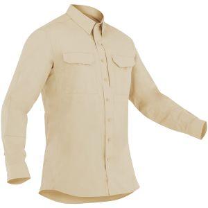 Koszula First Tactical Specialist Tactical Długi Rękaw Khaki