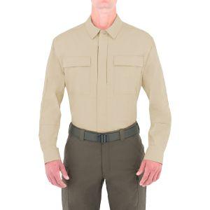 Koszula First Tactical Tactix BDU Długi Rękaw Khaki