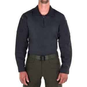 Koszula Męska First Tactical Defender Długi Rękaw Midnight Navy