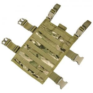 Panel Udowy Flyye Right-Angle MOLLE MultiCam
