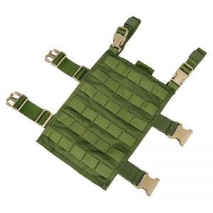 Panel Udowy Flyye Right-Angle MOLLE Olive Drab