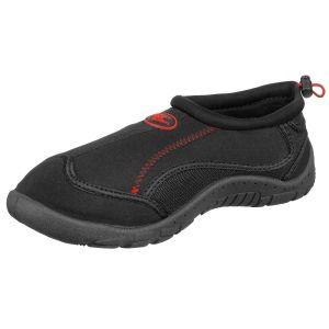 Buty Plazowe Neoprenowe Fox Outdoor Aqua Shoes Czarne