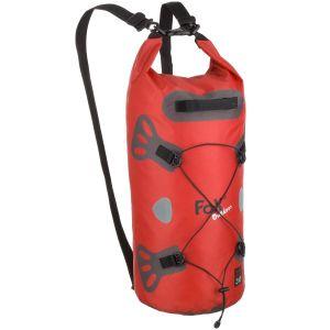 Wodoszczelny Worek Transportowy Fox Outdoor DRY PAK 30 Czerwony