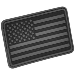 Naszywka Hazard 4 Flaga USA Lewa Czarna