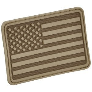 Naszywka Hazard 4 Flaga USA Lewa Coyote