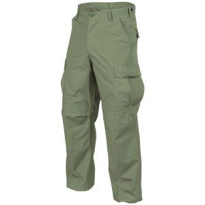 Spodnie Helikon BDU Polycotton Ripstop Olive Green