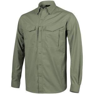Koszula Helikon Defender Mk2 Długi Rękaw Olive Green