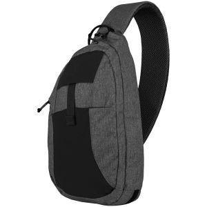 Plecak Helikon EDC Sling Ny/Po Melange Black-Grey