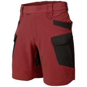 "Szorty Helikon Outdoor Tactical Shorts 8.5"" VersaStretch Lite Crimson Sky / Czarne"