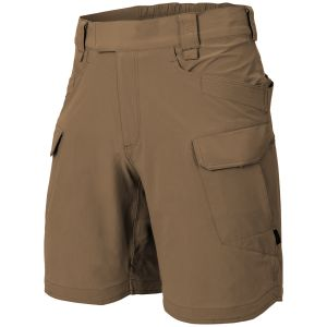 """Szorty Helikon Outdoor Tactical Shorts 8.5"""" VersaStretch Lite Mud Brown"""
