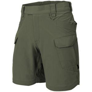 "Szorty Helikon Outdoor Tactical Shorts 8.5"" VersaStretch Lite Taiga Green"