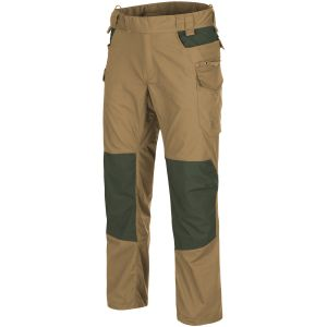 Spodnie Helikon Pilgrim Coyote / Taiga Green