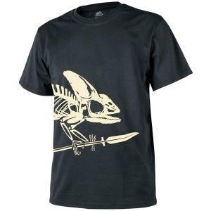 Koszulka T-shirt Helikon Full Body Skeleton Czarna