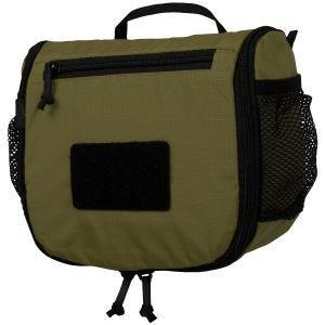 Kosmetyczka Helikon Travel Toiletry Bag Oliwkowa / Czarna