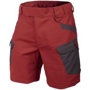 "Szorty Helikon Urban Tactical Shorts 8.5"" Crimson Sky / Ash Grey"