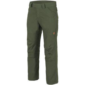 Spodnie Helikon Woodsman Taiga Green