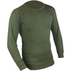 Koszulka Termoaktywna Highlander Długi Rękaw Oliwkowa