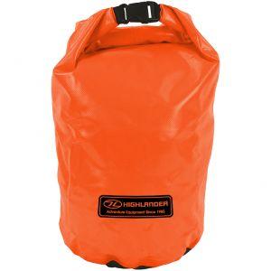 Worek Wodoszczelny Highlander Dry Bag Mały Pomarańczowy