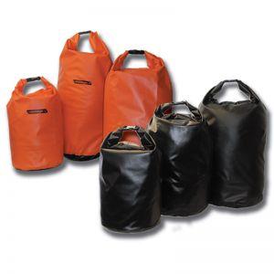 Worek Wodoszczelny Highlander Dry Bag Duży Pomarańczowy