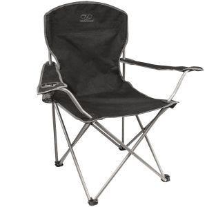 Krzesło Turystyczne Highlander Składane Czarne