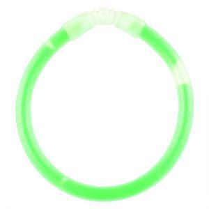 Opaska na Nadgarstek Illumiglow 19 cm Światło Chemiczne Zielona
