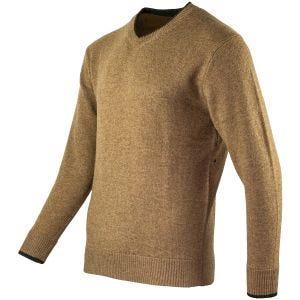 Sweter Jack Pyke Ashcombe V-Neck Barley