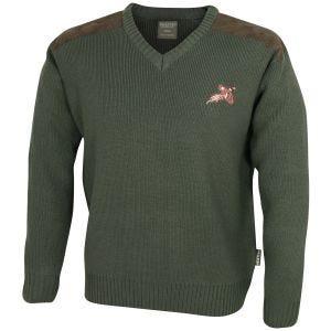 Sweter Jack Pyke Shooters Hunters Green