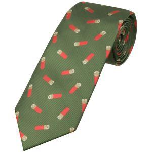Krawat Jack Pyke Cartridge Zielony