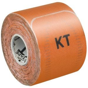 "Taśma Sportowa KT Tape Consumer Synthetic Pro Precut 10"" Blaze Orange"