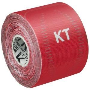 """Taśma Sportowa KT Tape Consumer Synthetic Pro Precut 10"""" Rage Red"""