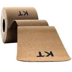 Taśma Sportowa KT Tape Consumer Cotton Original Uncut Beżowa